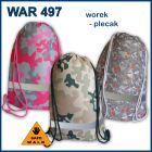 BAG/BACKPACK WAR-497